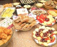 Dania imprezowe, potrawy i przystawki